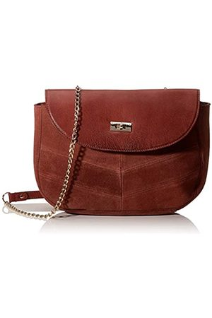 Pieces Pcnuka Suede Cross Body Fc, Bolsos bandolera Mujer