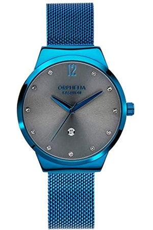 ORPHELIA Reloj Analógico para Mujer de Cuarzo con Correa en Acero Inoxidable OF714814