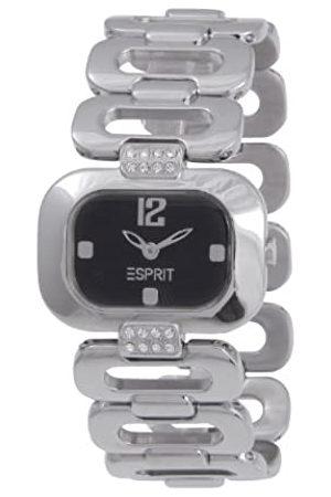 ESPRIT Charming Dear Black Silver ES101992001 - Reloj de Mujer de Cuarzo