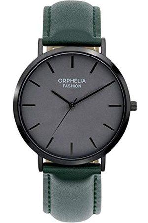 ORPHELIA Reloj Analógico para Hombre de Cuarzo con Correa en Cuero OF761806