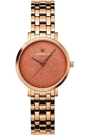 ORPHELIA Reloj para mujer Analógico Stardust Acero inoxidable