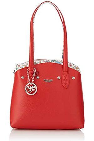 PIERO GUIDI Tote Bag + Busta, Bolso Tipo Mujer, 21x18