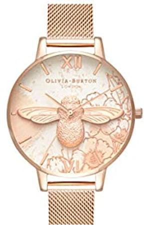 Olivia Burton Reloj de Pulsera OB16VM26