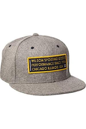 Wilson Gorra Since 1914, 50 % lana, 50 % poliéster jaspeado