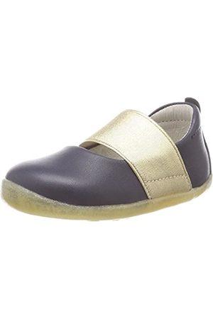 Bobux SU Demi Ballet Shoe, Bailarinas con Punta Cerrada para Niñas, (Navy 728801)