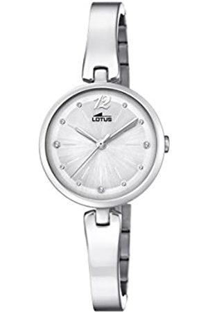 Lotus Reloj Análogo clásico para Mujer de Cuarzo con Correa en Acero Inoxidable 18445/1