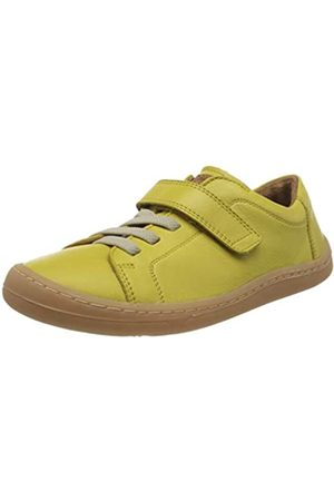 Froddo G3130149 Girls Shoe, Zapatos de Cordones Brogue para Niñas, (Yellow I15)