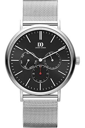 Danish Design Reloj Multiesfera para Hombre de Cuarzo con Correa en Acero Inoxidable IQ63Q1233