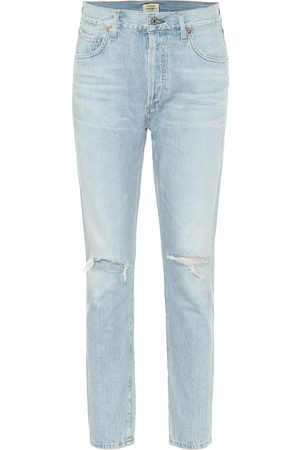 Citizens of Humanity Jeans skinny Liya de tiro alto