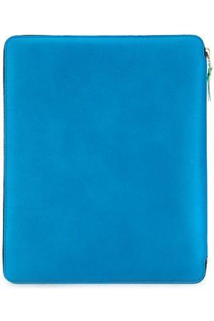 Comme des Garçons Funda para portátil con diseño colour block