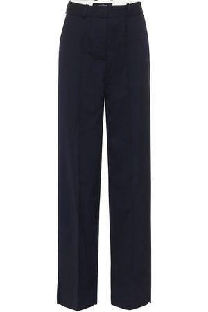 Rokh Pantalones anchos de tiro alto