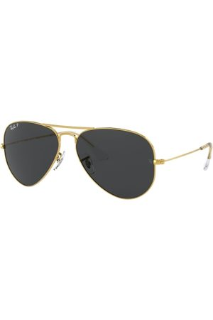 Ray-Ban Gafas de sol - RB3025 Aviator Large Metal 919648 Legend Gold