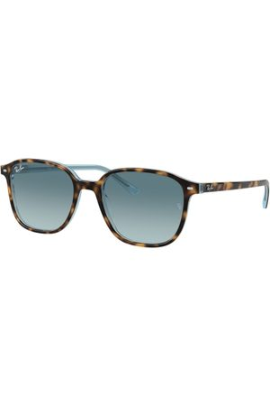 Ray-Ban Leonard RB2193 13163M TOP Havana ON Light Blue