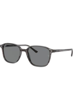 Ray-Ban Leonard RB2193 1314B1 Striped Grey