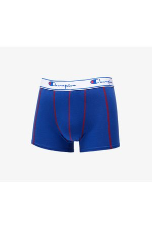 Champion Hombre Calzoncillos y Boxers - 2 Pack Boxers Red/ Royal Blue