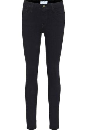 Frame Jeans skinny Le Color de tiro medio