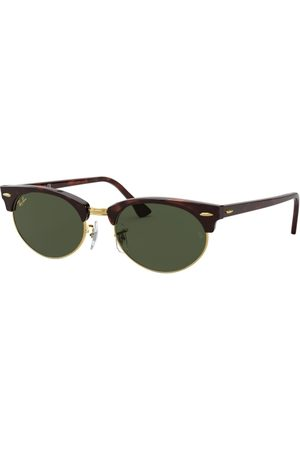 Ray-Ban Clubmaster Oval RB3946 130431 Mock Tortoise
