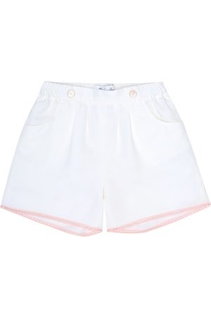 Loro Piana Shorts Kelsie en mezcla de algodón