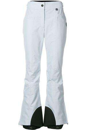 Moncler Mujer Trajes de esquí - Pantalones con detalle de canalé
