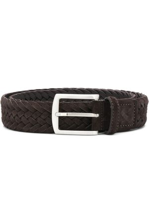 adidas Hombre Cinturones - Cinturón entretejido con hebilla cuadrada