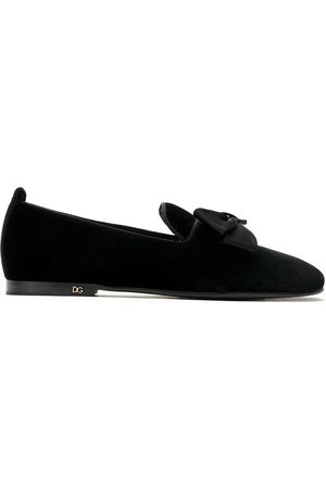 Dolce & Gabbana Slippers con lazo