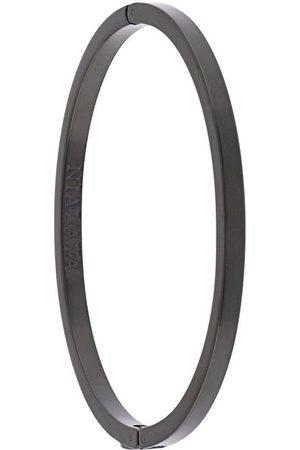 Nialaya Jewelry Pulsera Simplicity rígida