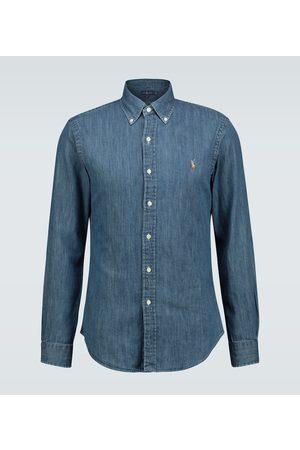 Polo Ralph Lauren Camisa de jeans