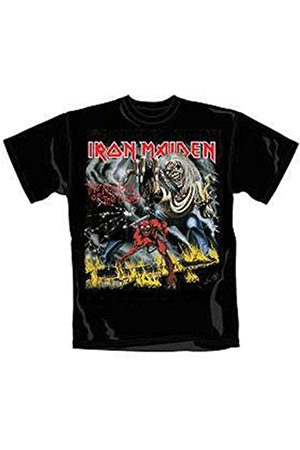 Rock Off T-Shirt (Unisex M)Number of the Beast Black