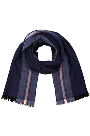 Hackett Hackett Side Striped Scarf Bufanda