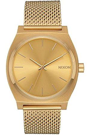 Nixon Reloj Analógico para Unisex Niños de Cuarzo con Correa en Acero Inoxidable A1187-502-00