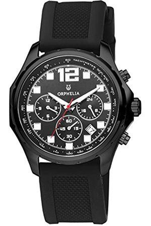 ORPHELIA Reloj Cronógrafo para Hombre de Cuarzo con Correa en Plástico OR86701