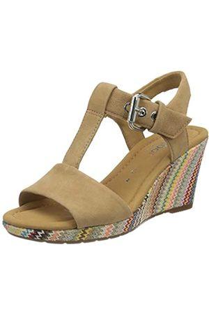 Gabor Shoes Comfort Sport, Sandalia con Pulsera para Mujer, (Bluette (Abesal) 36)
