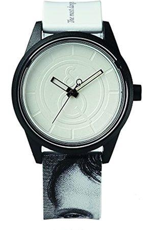 Citizen – Reloj de Pulsera Unisex Smile Solar analógico de Cuarzo plástico rp00 j037y