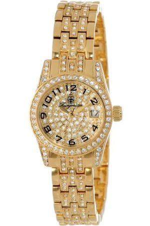 Burgmeister Diamond Star BM120-299 - Reloj de Mujer de Cuarzo