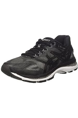 ASICS Gel Nimbus 19, Zapatillas de Running Hombre, (Black/Onyx/Silver)