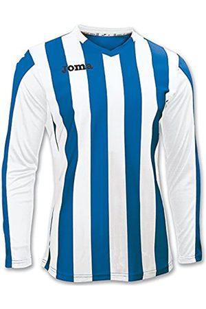 Joma 100002.700 - Camiseta de equipación de Manga Larga para Mujer, Color Royal/