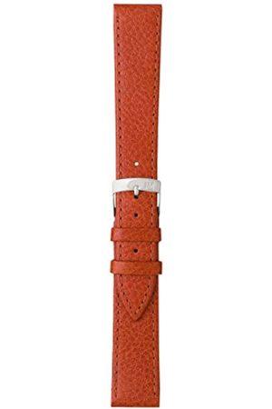Morellato A01D0753333037CR12 - Correa de Reloj para Hombre de Piel