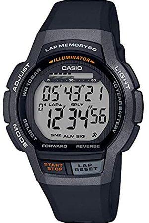 Casio Reloj Digital para Hombre de Cuarzo con Correa en Resina WS-1000H-1AVEF