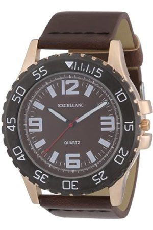 Excellanc 295037000104 - Reloj analógico de Cuarzo para Hombre
