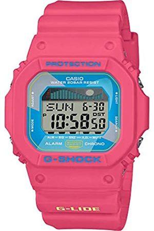 Casio Reloj Mujer de Digital con Correa en Resina GLX-5600VH-4ER