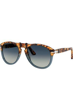 Persol PO0649 112032 Brown Tortoise/Opal Blue