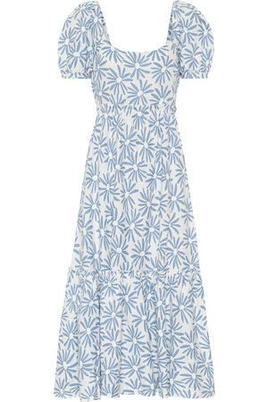 Polo Ralph Lauren Exclusivo en Mytheresa – vestido midi Kai de lino