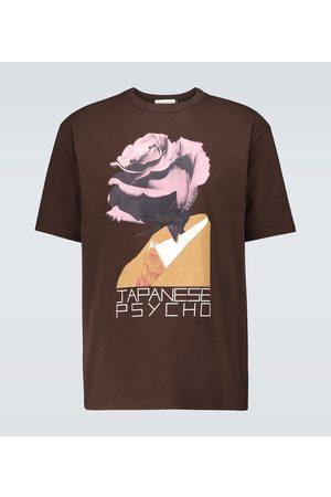 UNDERCOVER Camiseta Japanese Pyscho de algodón
