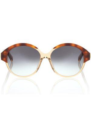 Céline Gafas de sol redondas de acetato