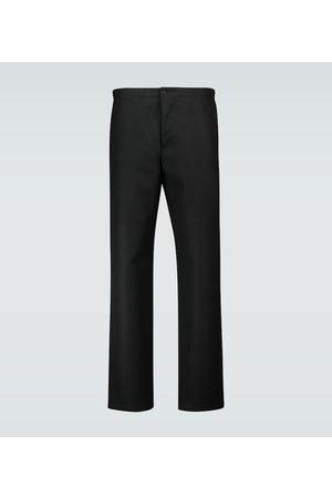 WARDROBE.NYC Pantalones de vestir de lana