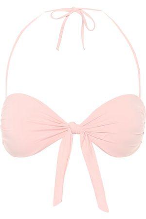 Melissa Odabash Top de bikini bandeau Caribe