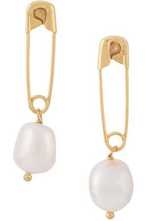 WOUTERS & HENDRIX Pendientes I Play con perla