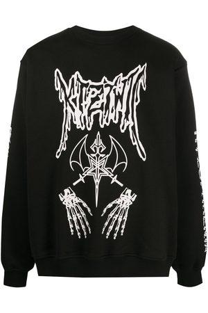 KTZ Sudadera con motivo Dead Metal