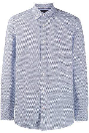 Tommy Hilfiger Camisa con estampado gráfico
