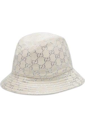 Gucci Sombrero tipo pescador de GG lamé